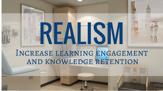 realism in elearning